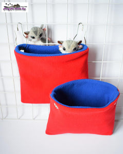 Sugar Glider and Small Pets Cage Pouch