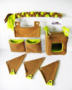 Sugar Glider and Small Pets Cage Sets