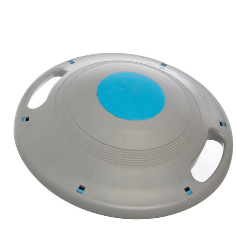 Fully enclosed and support back of the wobble board