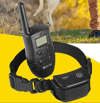 SenseBand™ Anti Bark Dog Training Collar with Remote - Quizel Store