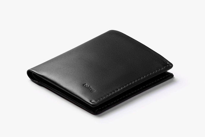 Bellroy Note Sleeve-black - WATERKANT Store  |  Ottensen-Hamburg Ottensen Altona