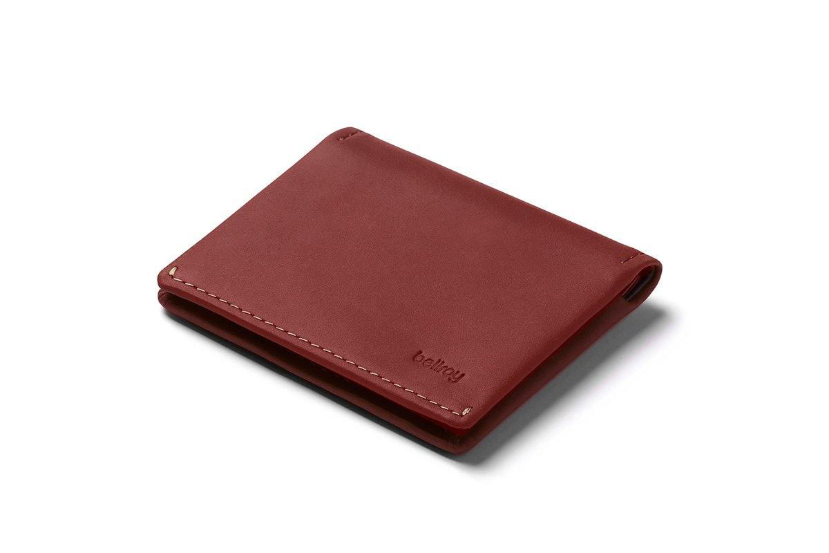 Bellroy Slim Sleeve-red earth - WATERKANT Store  |  Ottensen-Hamburg Ottensen Altona
