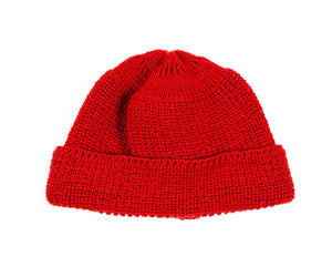WK WATERKANT Short Beanie HA02-red