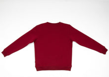 Laden Sie das Bild in den Galerie-Viewer, WK WATERKANT Crewneck Sweatshirt-burgund
