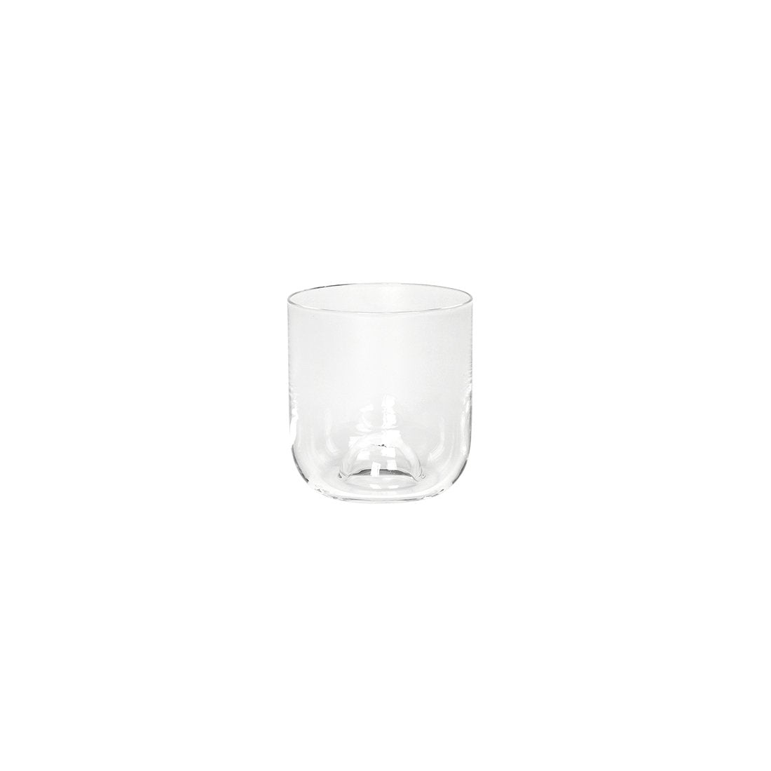 GLAS – Capsule Drinking Glass | Small Tumblers 4pcs KRISITINA DAM