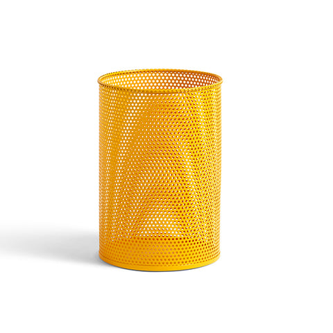 EIMER - perforated bin, M, yellow HAY