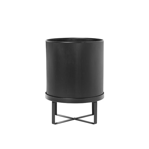 ÜBERTOPF - Bau Pot - Large black, fermLiving