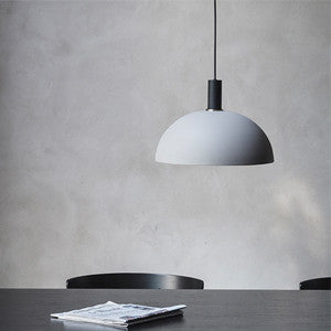 LAMPENSCHIRM DOME SHADE grey
