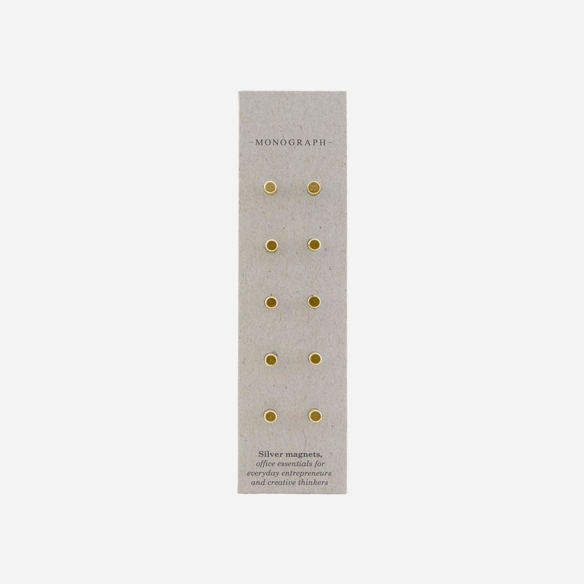 MAGNETE - gold (10er Set)