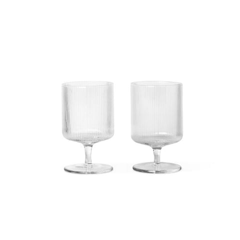 GLAS - ripple wine (set of 2)