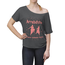 Load image into Gallery viewer, Arrebatate Women's Slouchy top
