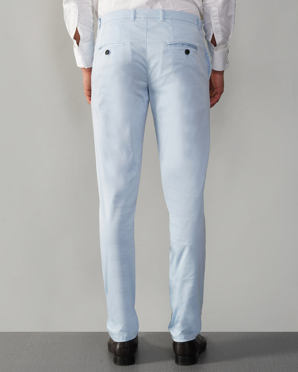 Twill Blend Chino Trouser
