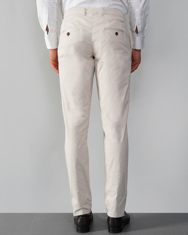 Stretch Cotton Chino Trouser