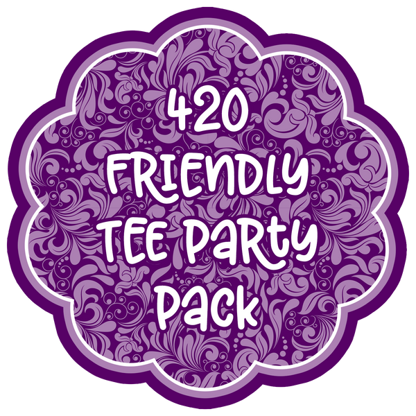 420 Friendly Tee Party Pack