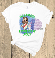 Easter is for Jesus Sublimation Transfer CDS262