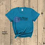 Cool Moms Never Sleep T-shirt