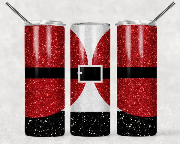 Santa Suit 20 oz Double Walled Insulated Tumbler EPC008