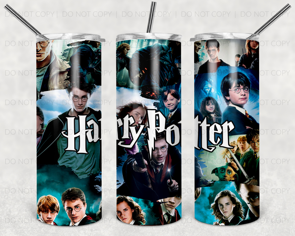 Harry Potter 20 oz Double Walled Insulated Tumbler GCW089