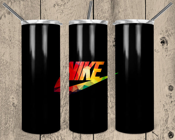 Nike Straight or Tapered 20 oz Skinny Tumbler Sublimation Transfer  NNT004