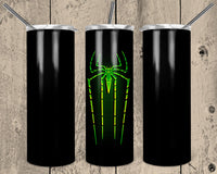 Neon Spider 20 oz Double Walled Insulated Tumbler. NNT015