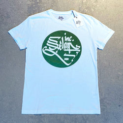 Selam Inc. - Basic T-Shirt (White/Green)