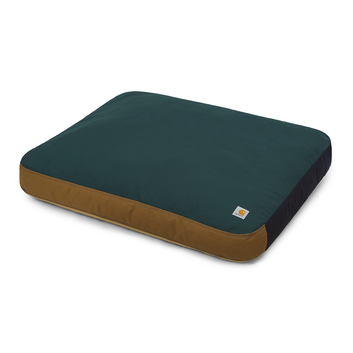 Carhartt WIP - Dog Bed (Dark Navy/Deep Lagoon/Brown)