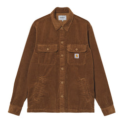 Carhartt - Dixon Shirt Jackets (Hamilton Brown)