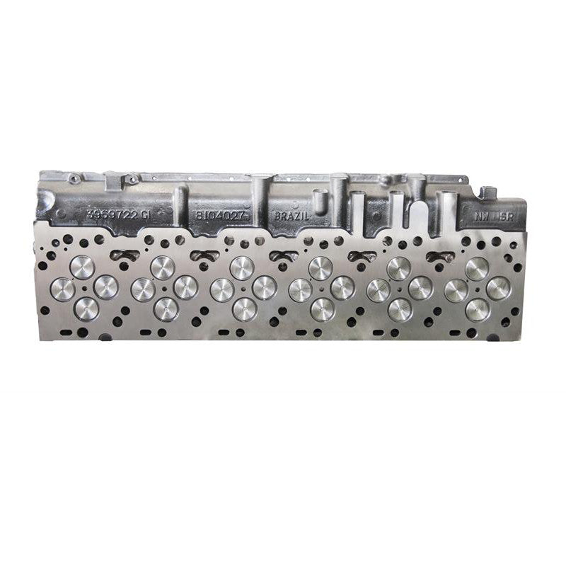 Cummins ISB 6.7L 24 Valve Cylinder Head Reman