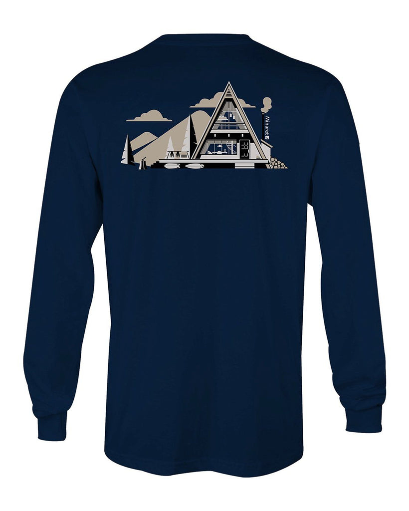 Cabin Long Sleeve T-Shirt