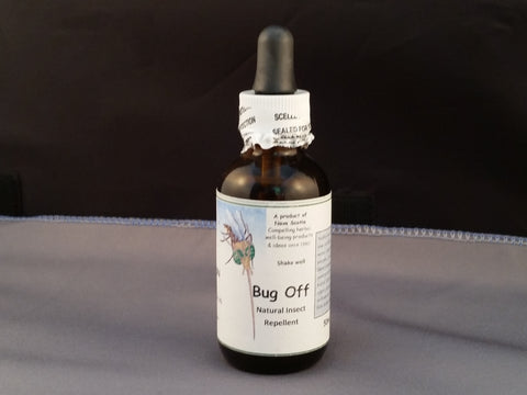 Bug-Off! Natural Insect Repellent
