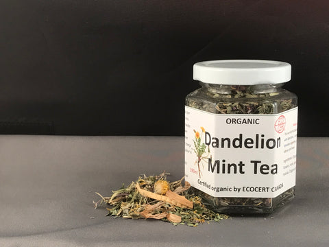 Tea, Dandelion Mint Certified Organic