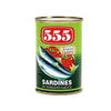 555 SARDINES IN TOMATO SAUCE BIG CAN 425G - ANA Investment Pvt Ltd