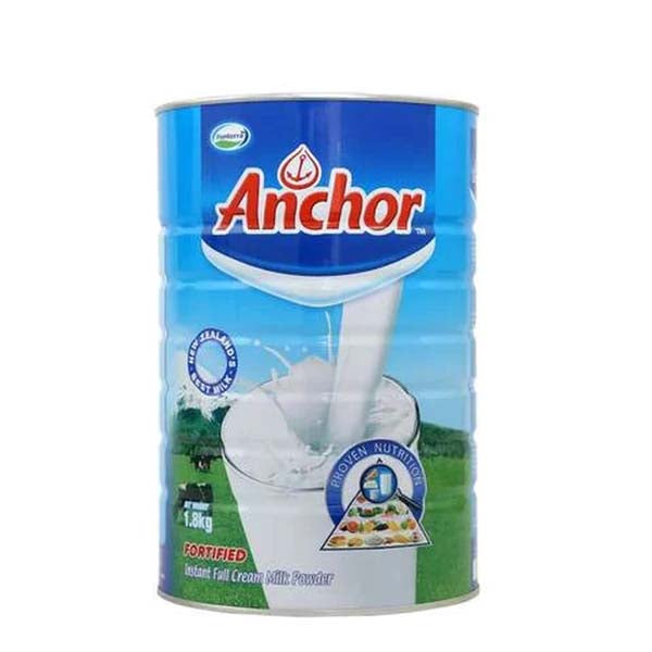 ANCHOR MILK POWDER 1.8KG - ANA Grocer by ANA Investment Pvt Ltd