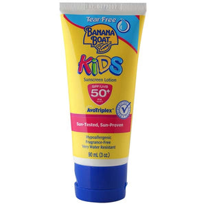 BANANA BOAT KIDS SUNSCREEN LOTION 90 ML SPF 50+ - ANA Grocer by ANA Investment Pvt Ltd