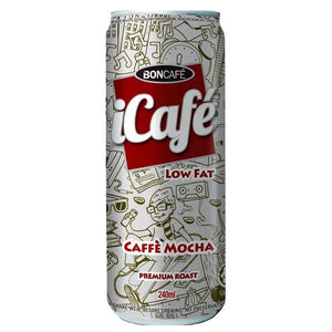 BONCAFE ICAFE CAFFE MOCHA 240ML - ANA Grocer by ANA Investment Pvt Ltd
