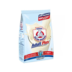 NESTLE BEAR BRAND ADULT PLUS POWDERED MILK 300GM - ANA Investment Pvt Ltd