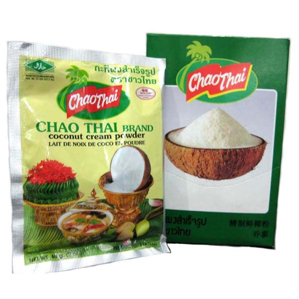 CHAO THAI COCONUT MILK POWDER 60GM - ANA Grocer by ANA Investment Pvt Ltd