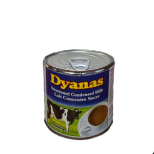 DYANAS CONDENSED MILK 390GM - ANA Grocer by ANA Investment Pvt Ltd