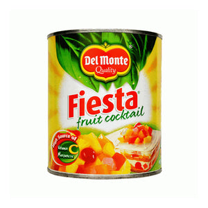 DEL MONTE FIESTA FRUIT COCKTAIL HEAVY SYRUP 432G - ANA Investment Pvt Ltd