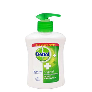 DETTOL HAND WASH (ORIGINAL) 245ML - ANA Grocer by ANA Investment Pvt Ltd