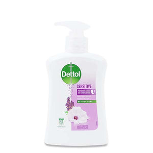 DETTOL HAND WASH (SENSITIVE) 245ML - ANA Grocer by ANA Investment Pvt Ltd