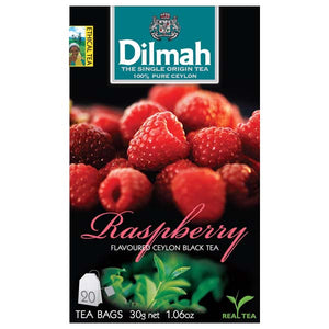 DILMAH TEA BAG RASPBERRY - ANA Grocer by ANA Investment Pvt Ltd