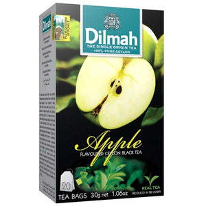 DILMAH TEA BAG APPLE  20PCS X 30GM - ANA Grocer by ANA Investment Pvt Ltd