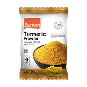 EASTERN TURMERIC POWDER 100GM - ANA Grocer by ANA Investment Pvt Ltd