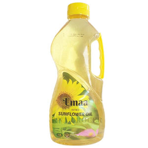 EMMA SUNFLOWER OIL 1.8L - ANA Grocer by ANA Investment Pvt Ltd
