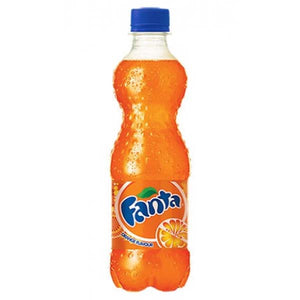 FANTA ORANGE 500ML PET - ANA Grocer by ANA Investment Pvt Ltd