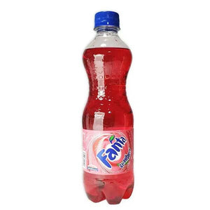 FANTA STRAWBERRY 500ML PET - ANA Grocer by ANA Investment Pvt Ltd
