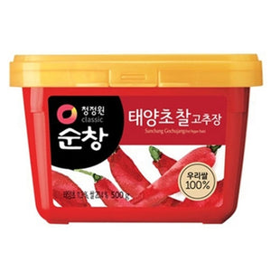 HOT PEPPER BEAN PASTE 500G - ANA Grocer by ANA Investment Pvt Ltd