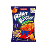JACK & JILL ROLLER COASTER POTATO RINGS CHEDDAR CHEESE FLAVOR 85GM - ANA Investment Pvt Ltd