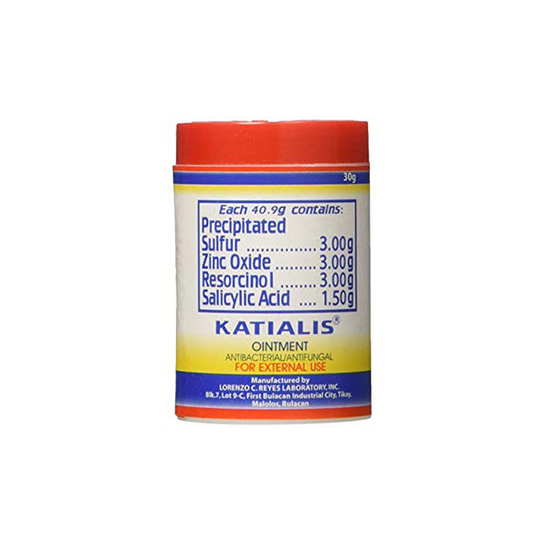 KATIALIS ANTI ITCHING CREAM 15G - ANA Grocer by ANA Investment Pvt Ltd
